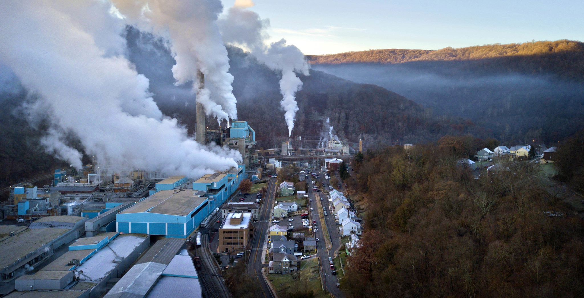 131-year-old Luke paper mill in Western Maryland to close