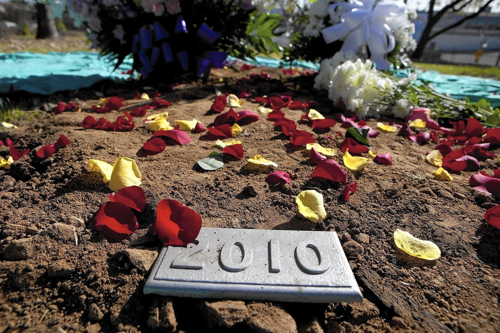 Survivors find peace as they claim remains once \'unwanted\' in L.A. ...