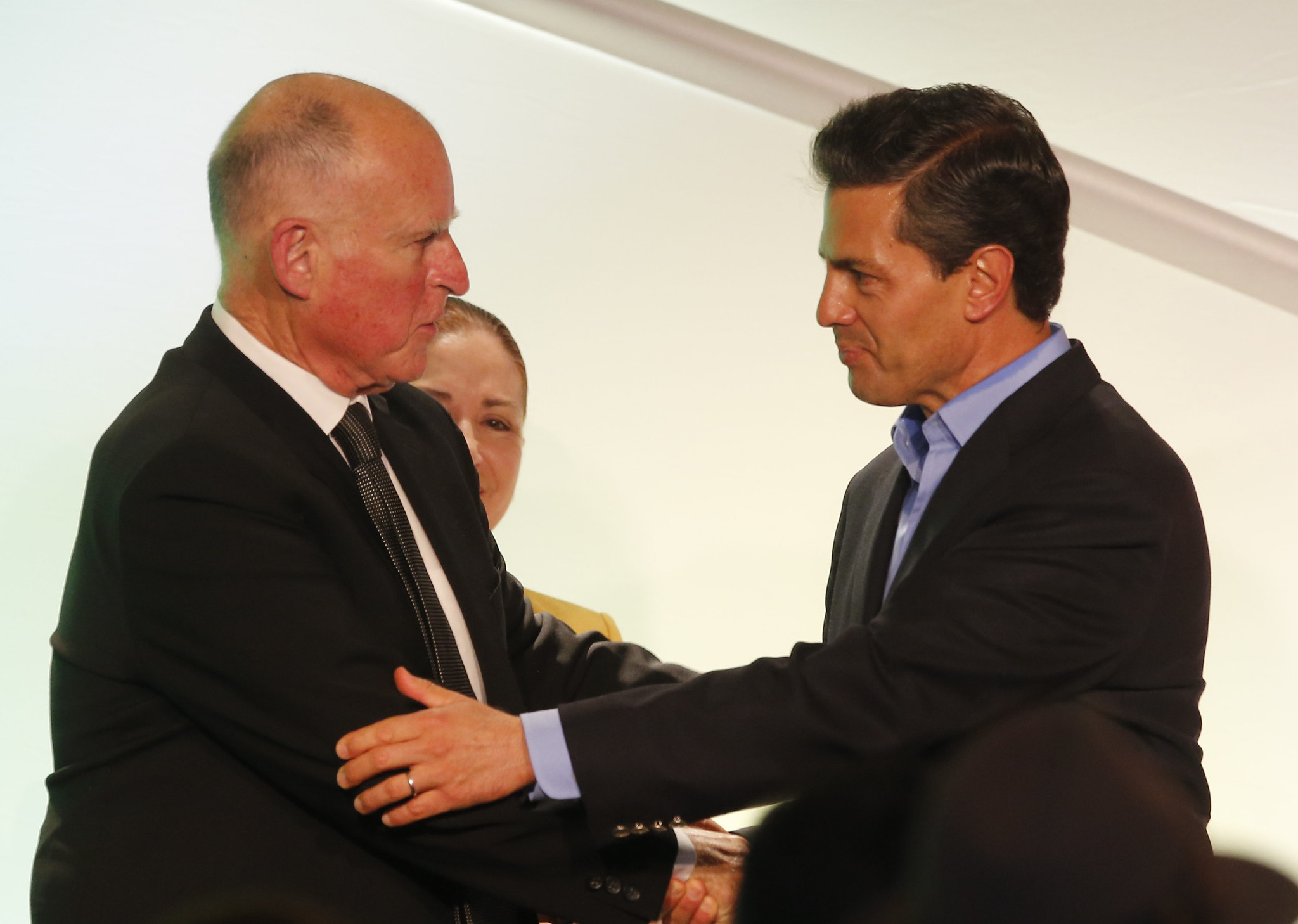 Mexican president delivers speech in californias capitol m4hsunfo