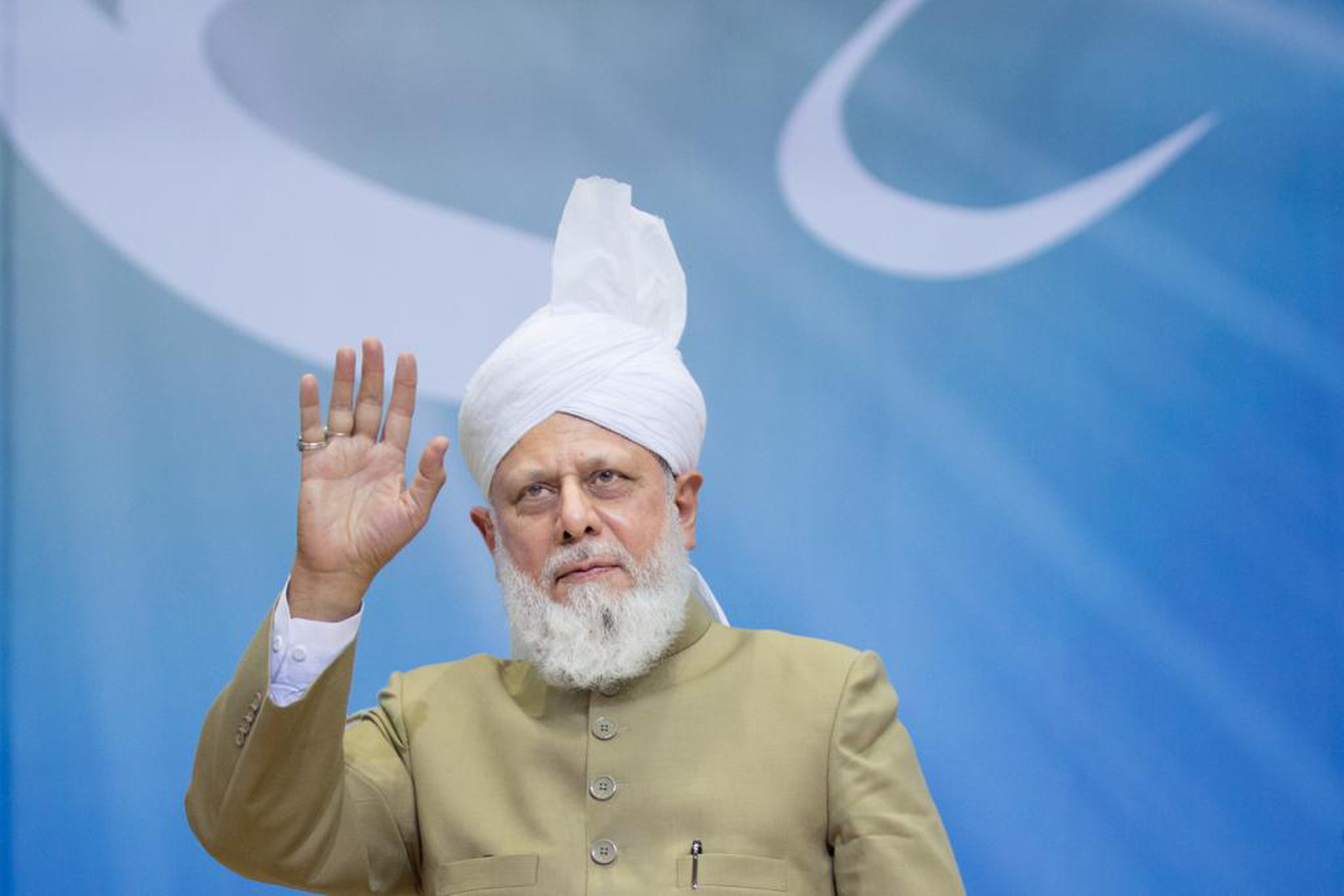 Image result for mirza masroor ahmad