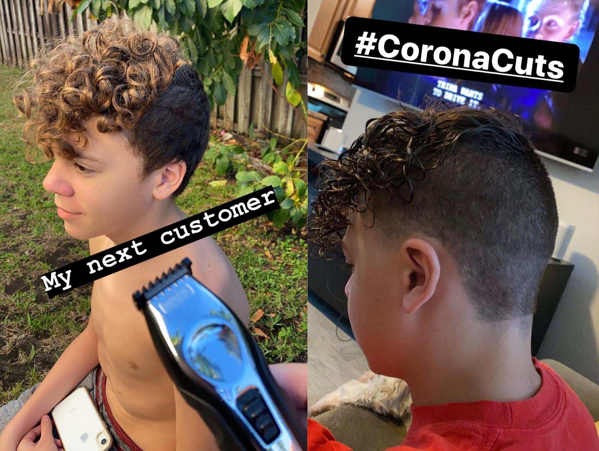 South Floridians Let Hair Nails Go During Coronavirus Crisis South Florida Sun Sentinel