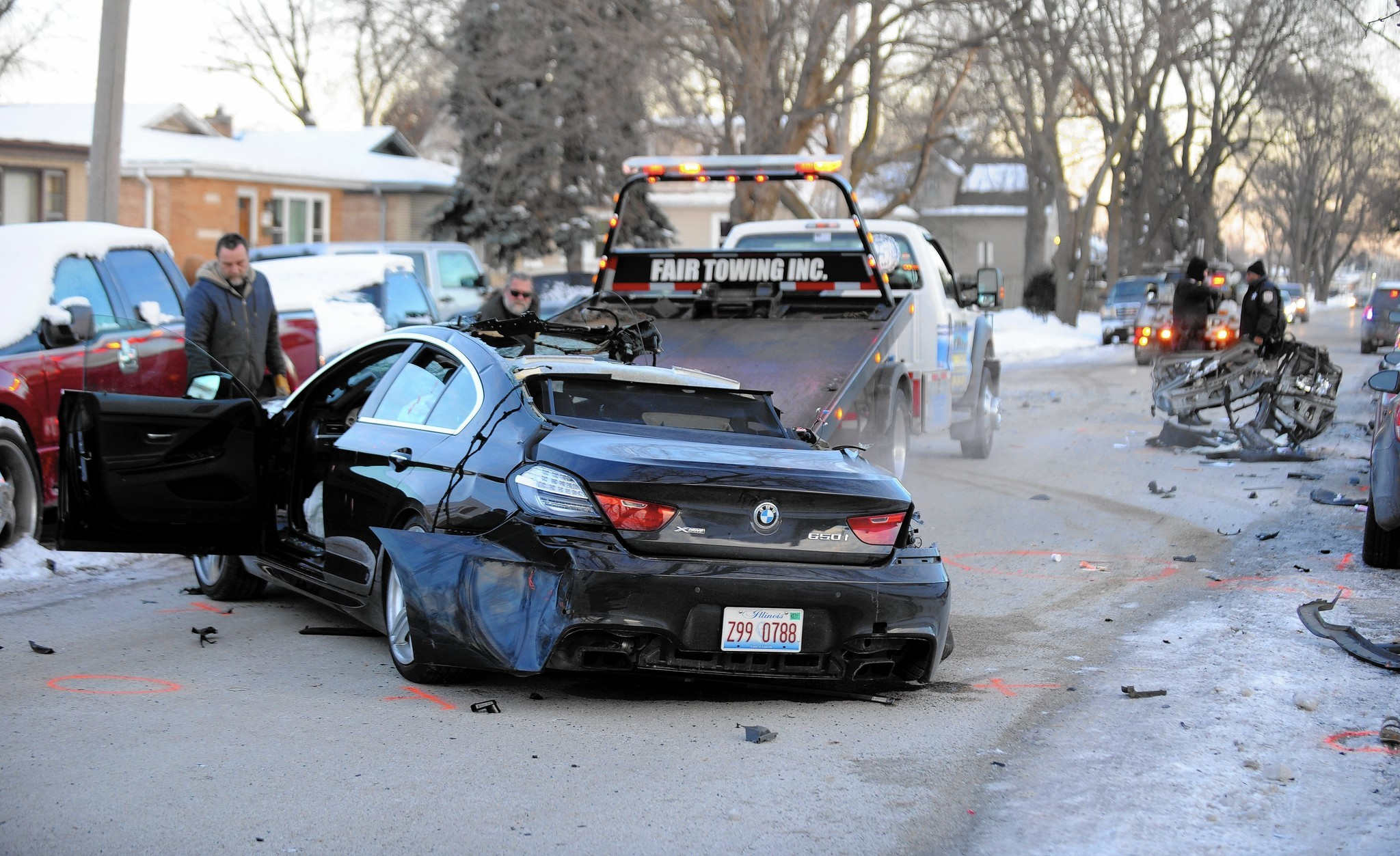 Driver charged with aggravated DUI in Posen crash that