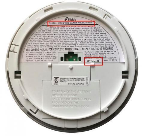 Kidde Recalls Nearly 500 000 Dual Sensor Smoke Alarms Daily Press