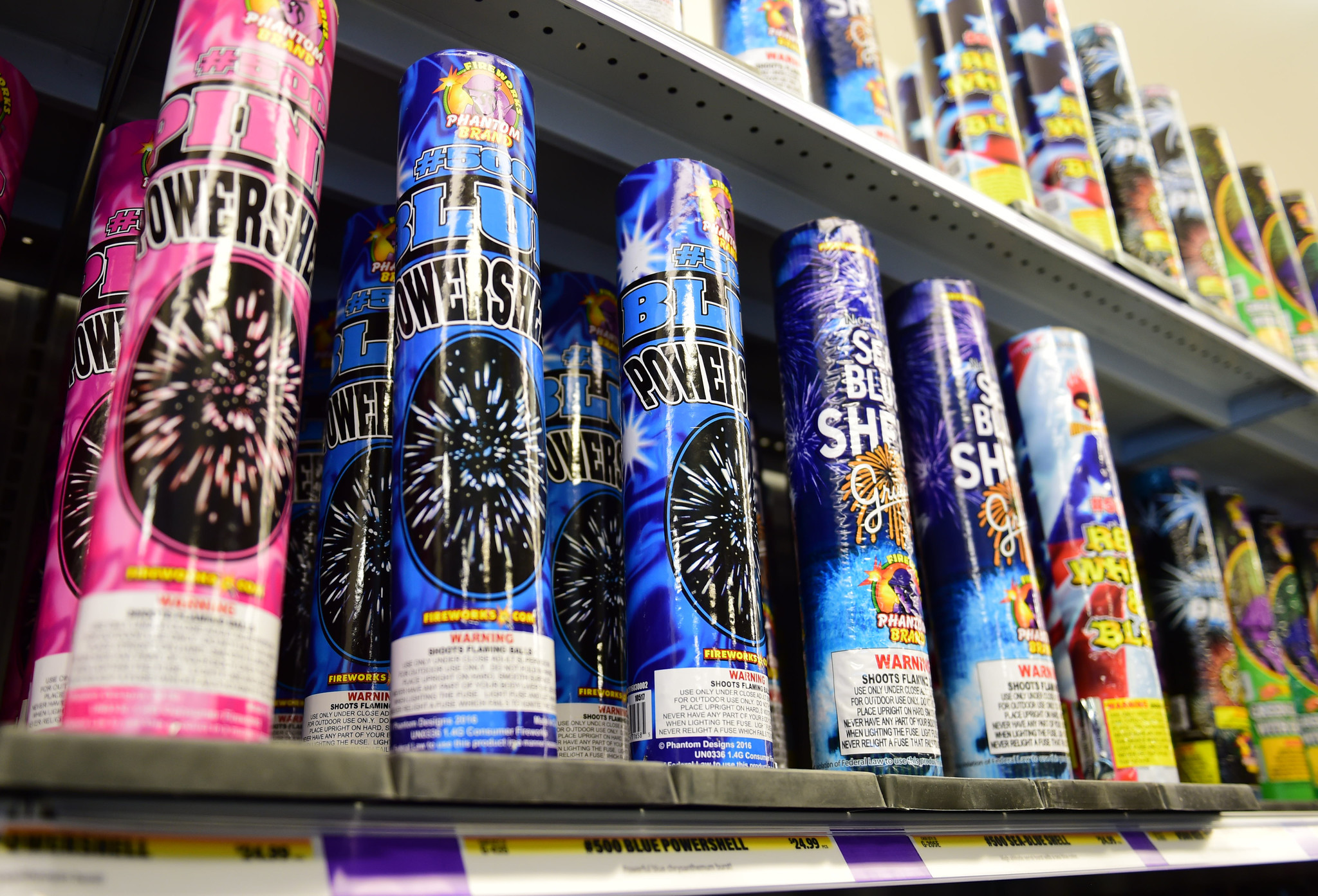 Will Pennsylvanians finally be able to buy fireworks in
