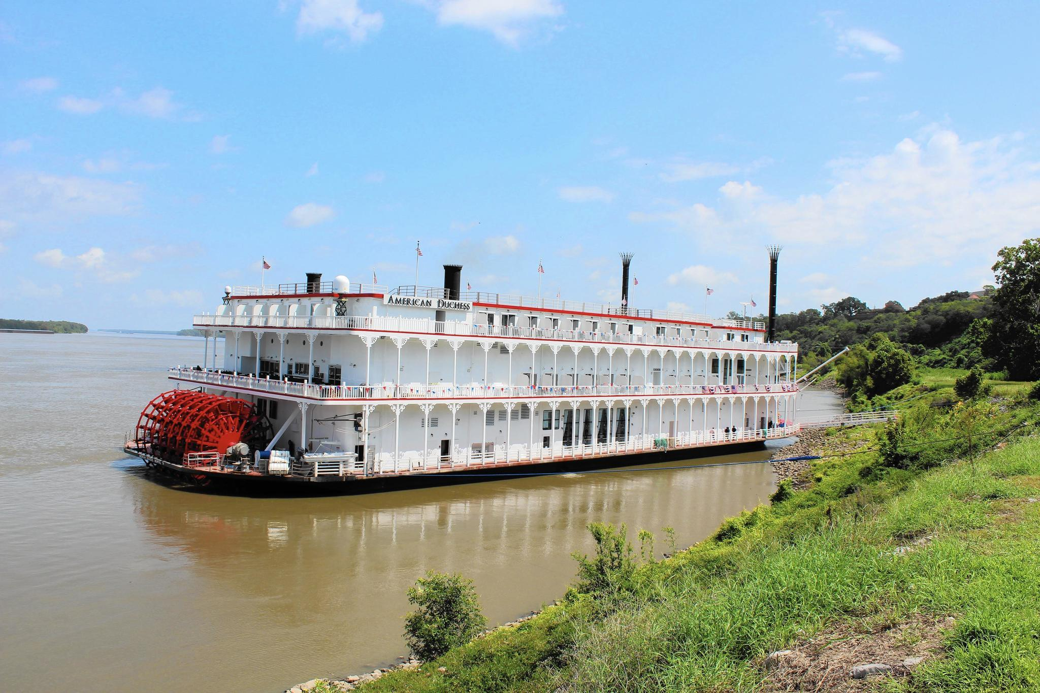 Casino Turned Cruise Boat A Good Bet For Mississippi River