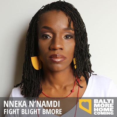 Nneka N'namdi