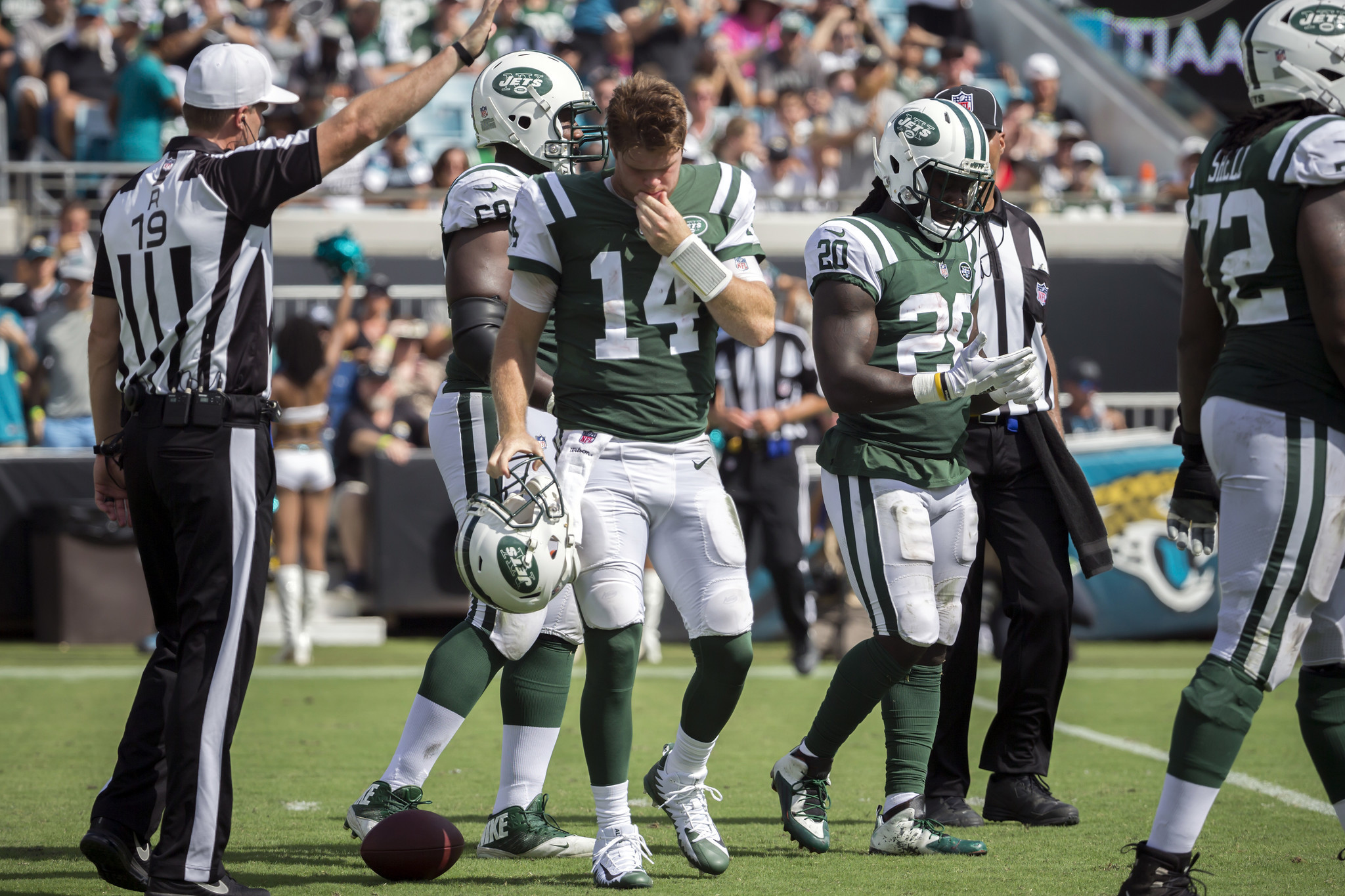 cdc95ab4 Dolphins defense looks to get back on track against Jets - South ...