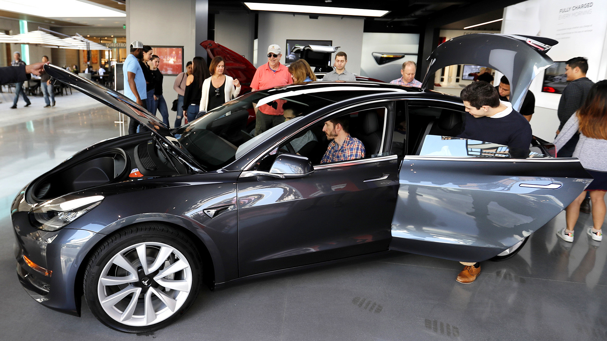 Some early owners of Tesla\'s Model 3 are reporting quality problems ...