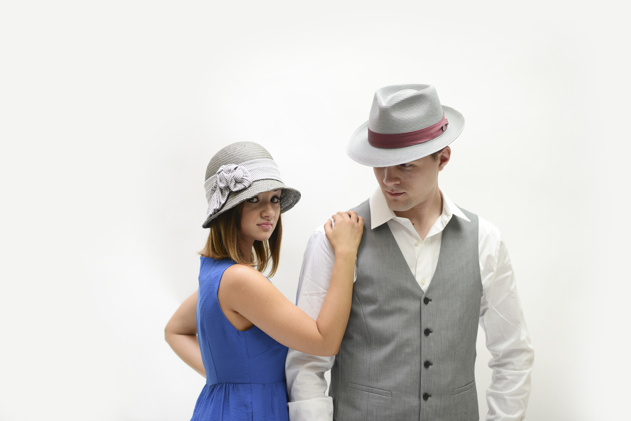 Headed To Annapolis Cup Croquet Match Or Preakness Hats In The
