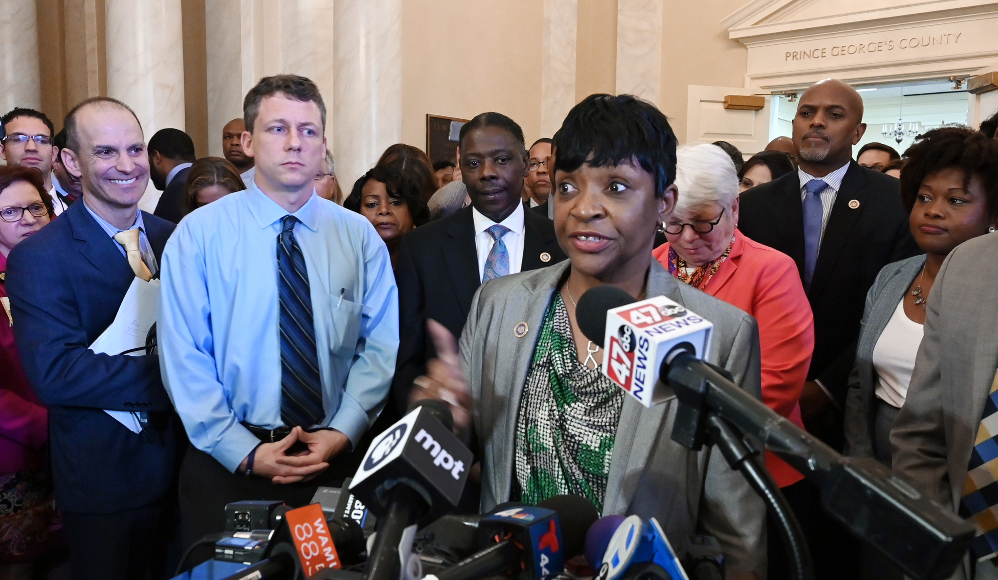 10 things to know about Adrienne Jones, new speaker of the Maryland