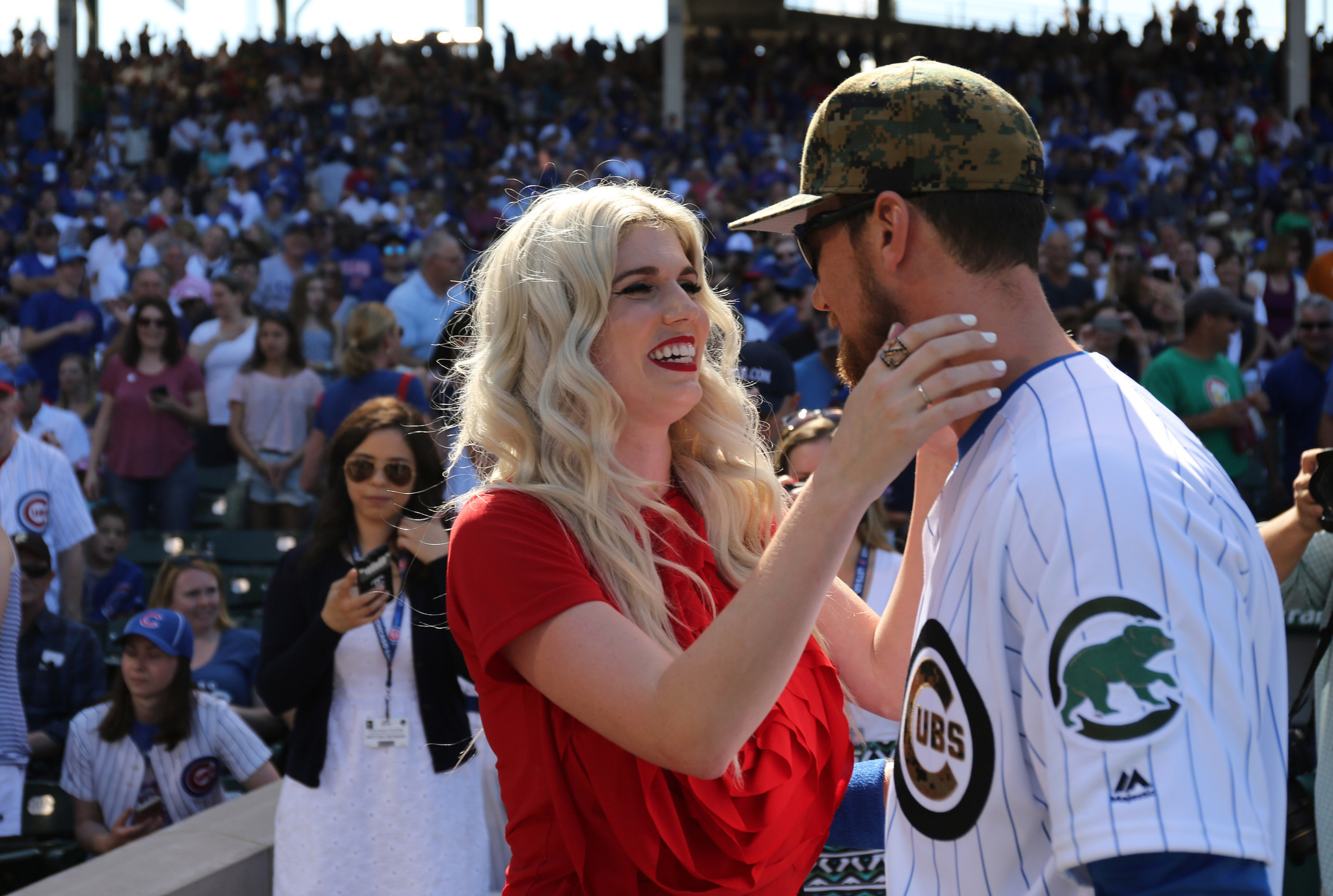 Ben and Julianna Zobrist file for divorce in separate courts