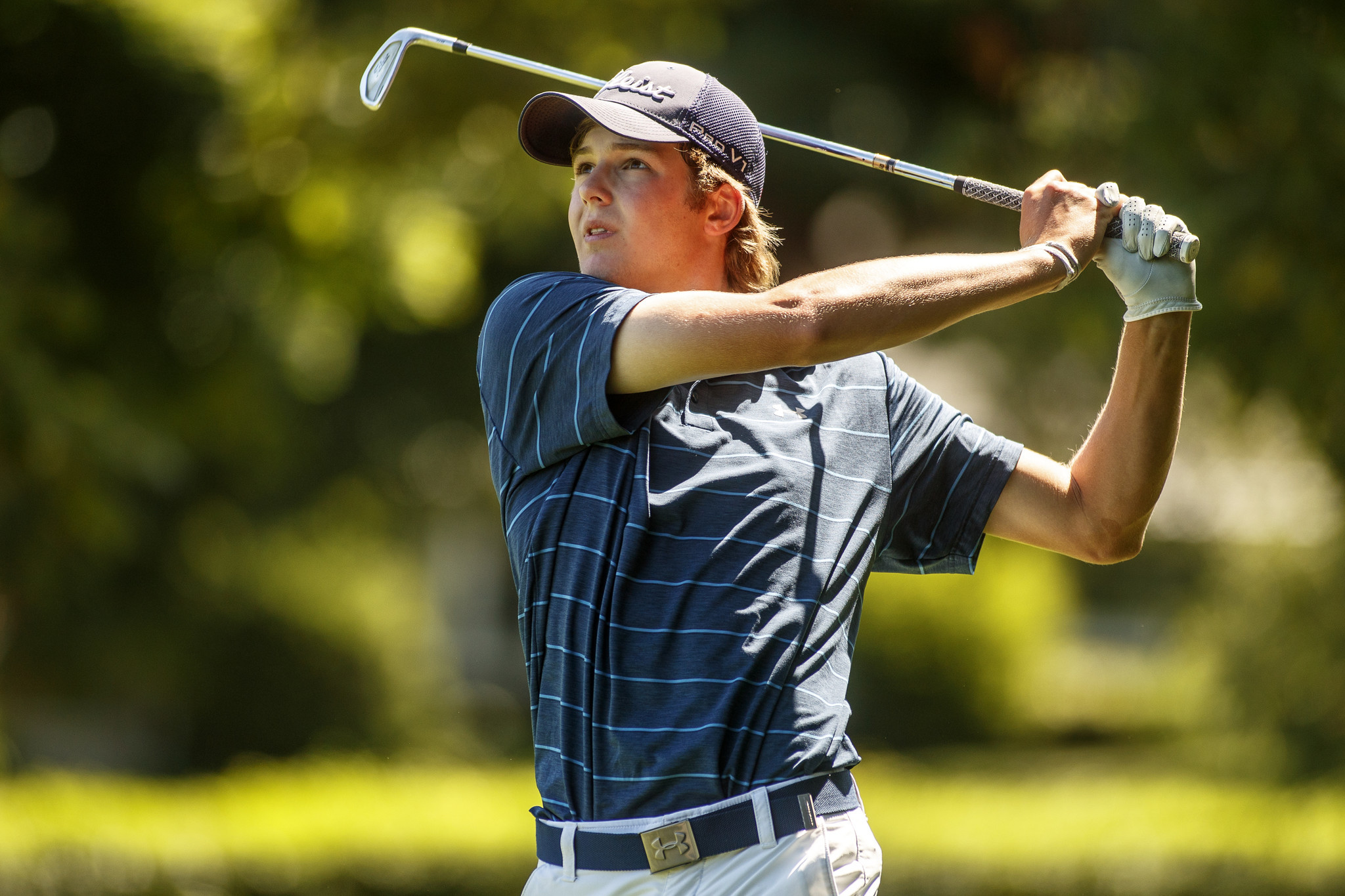 Belcastro Takes Home CT Junior Amateur Golf Championship - Hartford