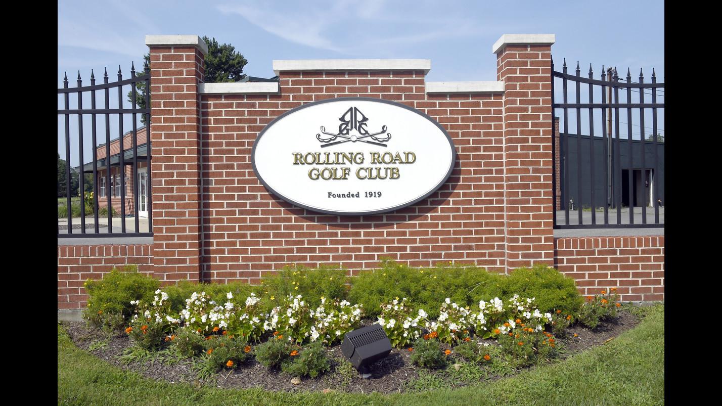Rolling Road Golf Club - Baltimore Sun
