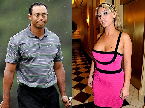 Devon James Claims Tiger Woods Told Her He Only Cares About Golf And Sex Ny Daily News
