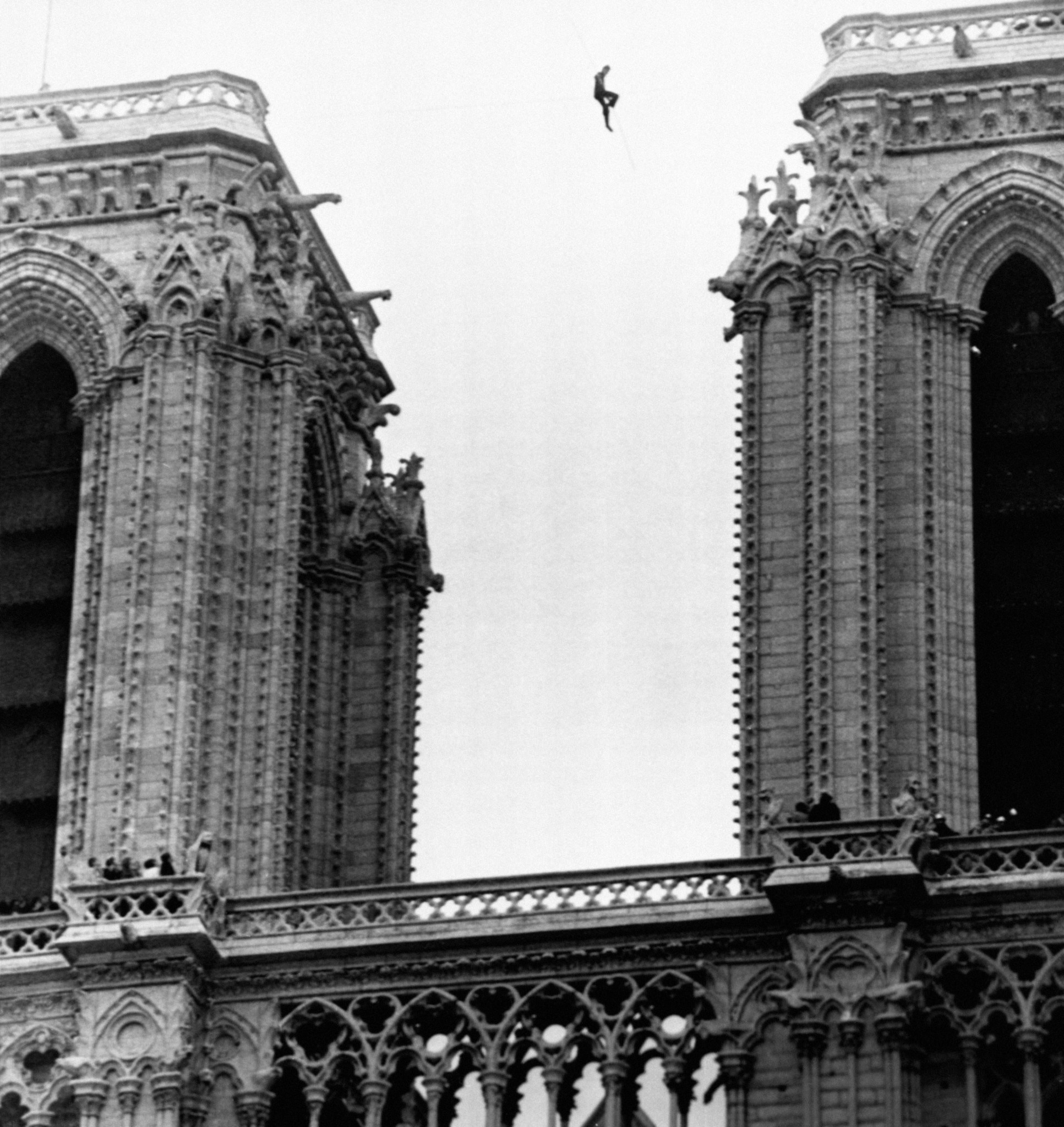 Philippe Petit is he alive