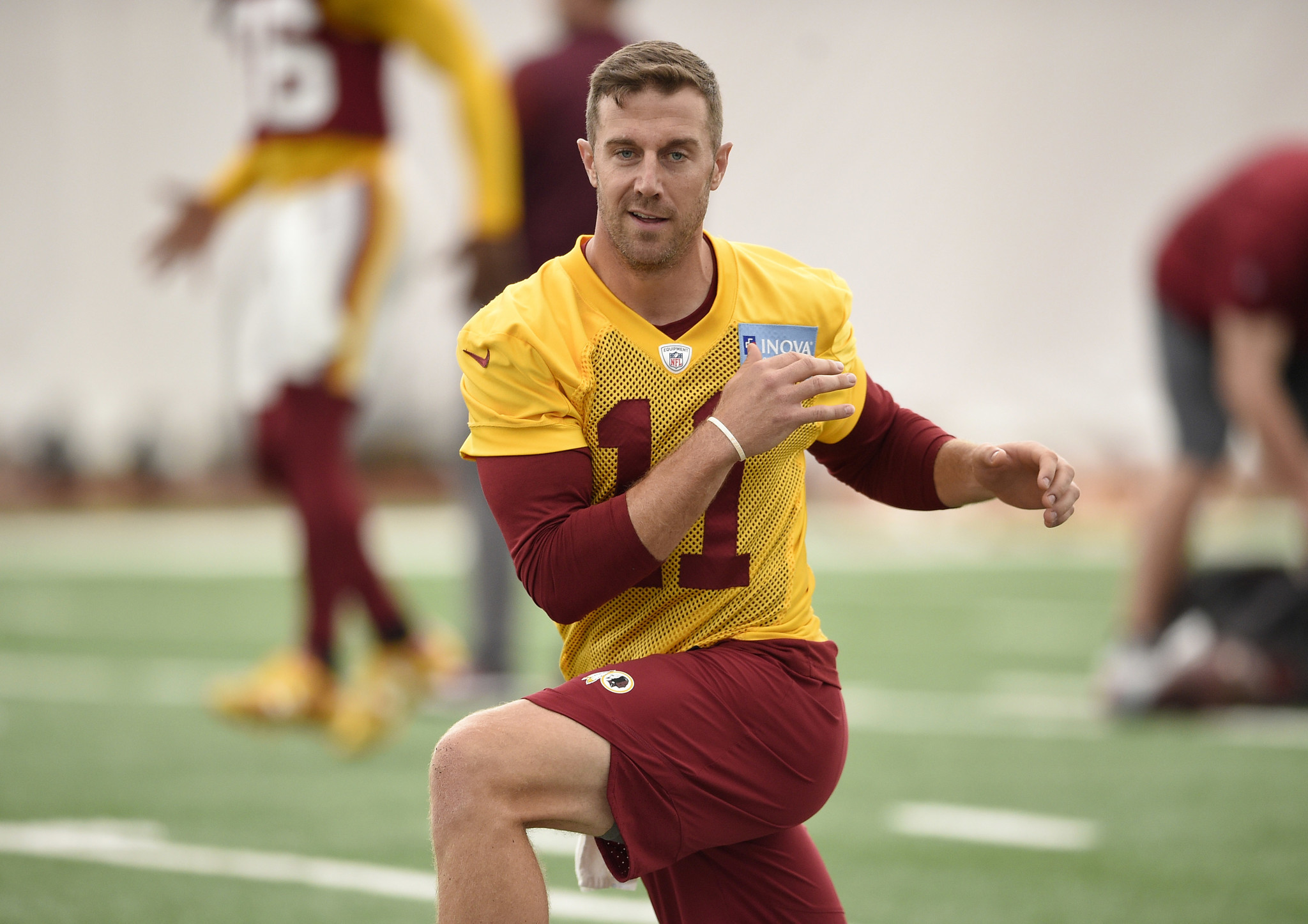 Vernon Davis Believes Alex Smith S Scars Have Him Playing His Best Football The Virginian Pilot The Virginian Pilot