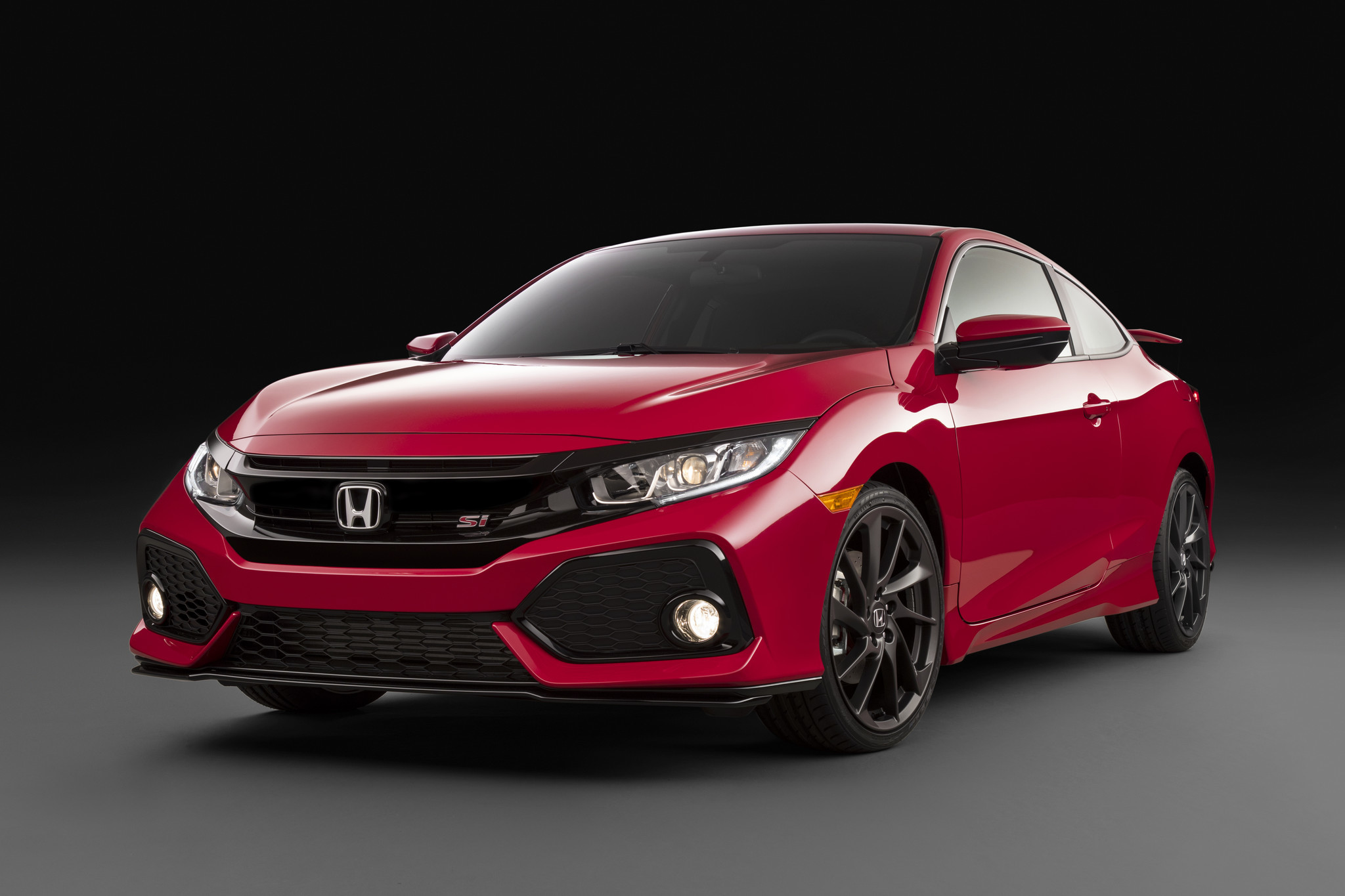 LA Auto Show 2016 Honda Shows Off A Civic Si Prototype