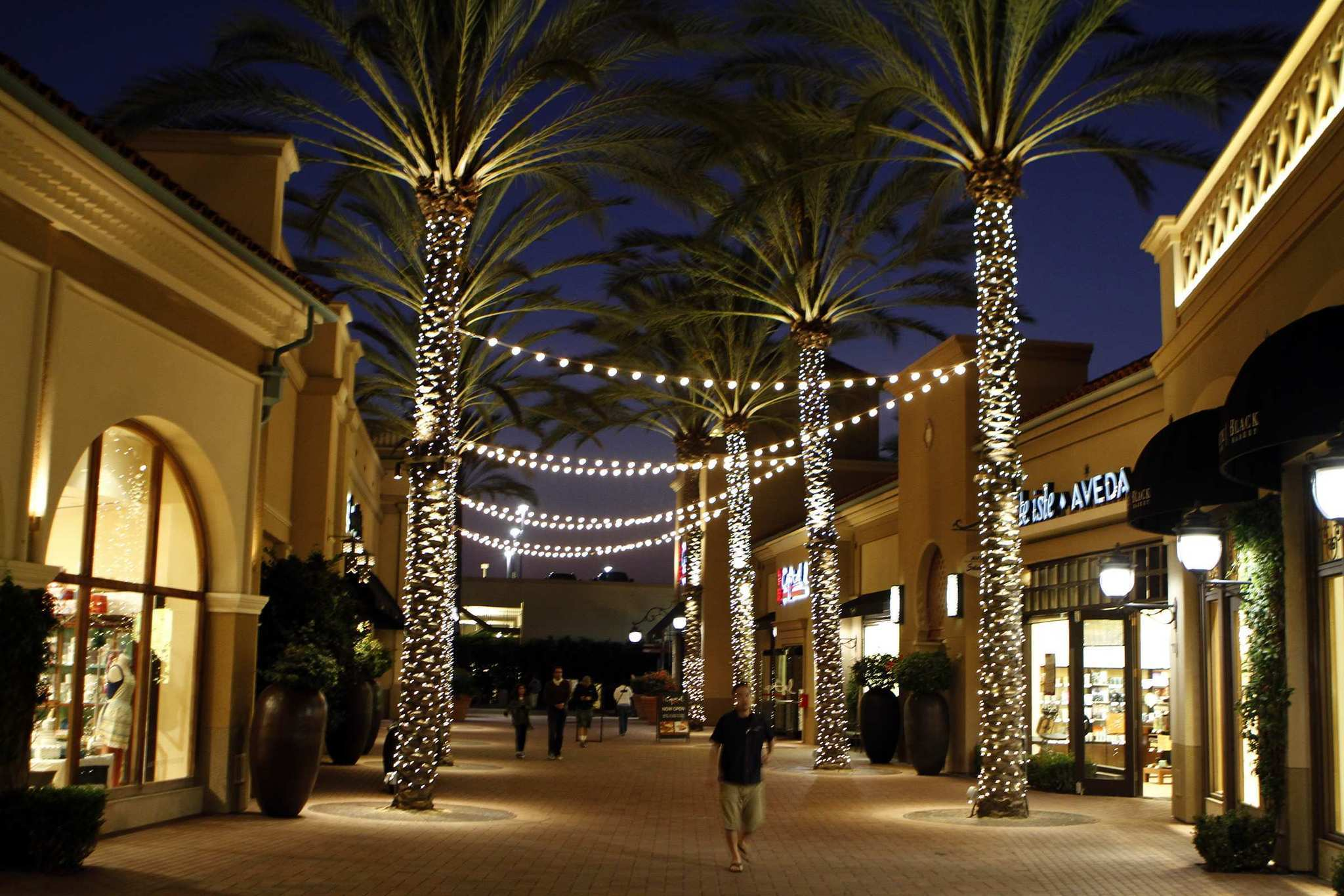 The mall issue: Irvine Spectrum Center