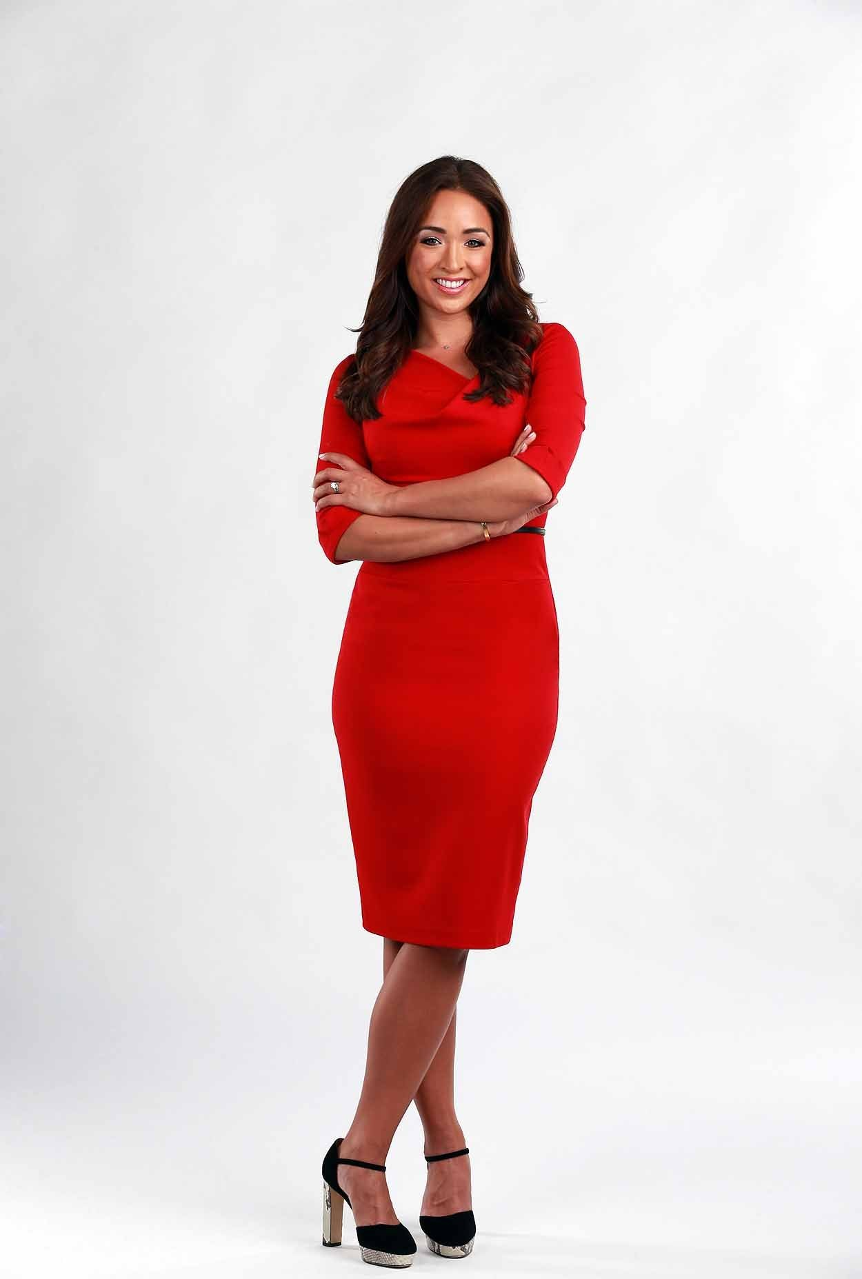Evanston's Cassidy Hubbarth generating buzz as ESPN host