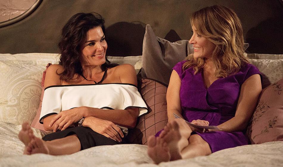 Good Bye To A Favorite Rizzoli Isles Season 7 The Virginian Pilot